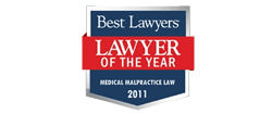 2011 lawyers of the year - medical malpractice