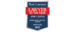 Adam Deutsch lawyer of the year badge